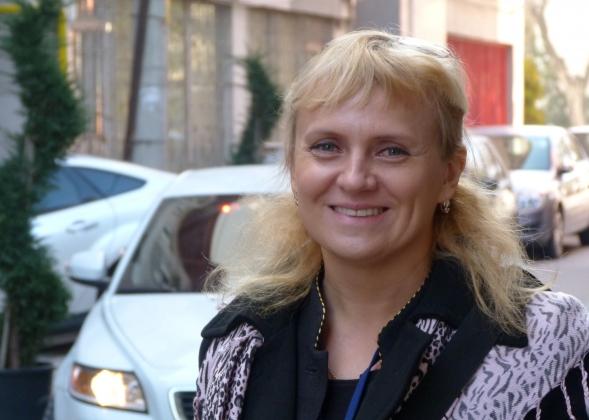 Светлана Шаповалова