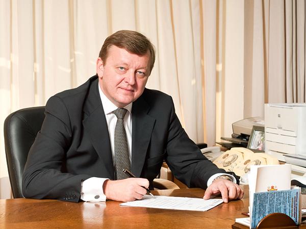 Посол Белоруссии в Великобритании Сергей Алейник.