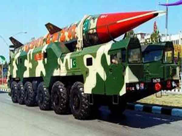 Баллистическая ракета \\