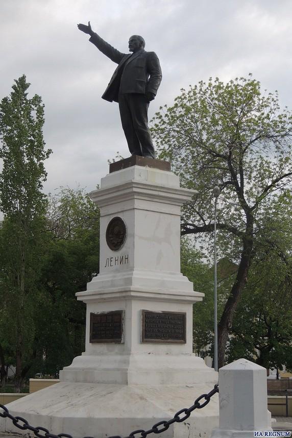 памятник В.Ленину