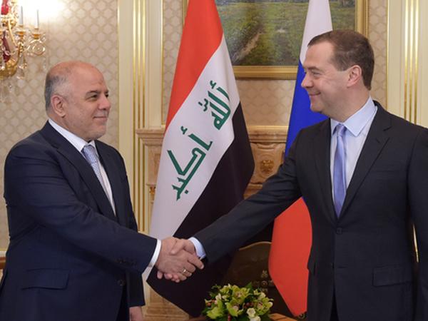 Медведев: Российско-иракские отношения на подъёме