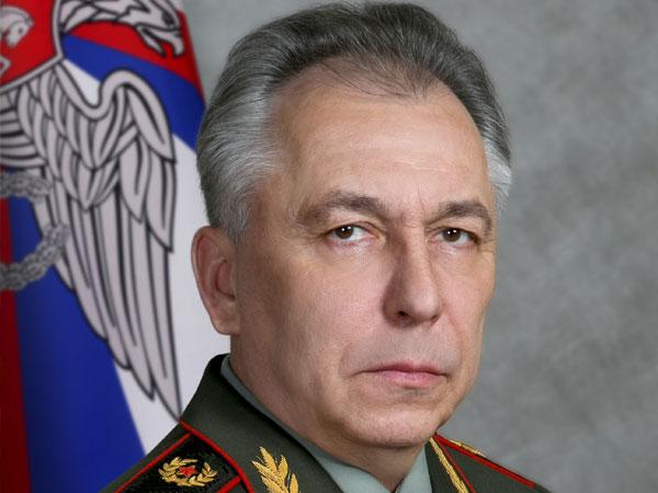 Первый заместитель министра обороны РФ Аркадий Бахин.