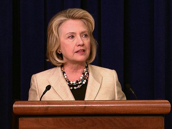 Жители России о возможном преемнике Барака Обамы— Хиллари Клинтон