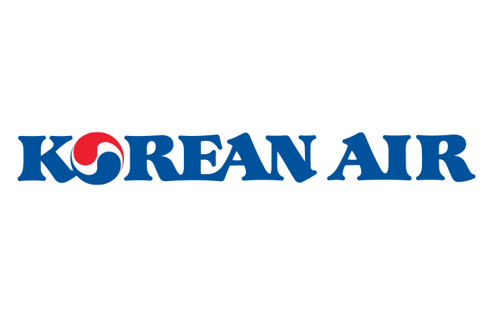Логотип компании Korean Air.