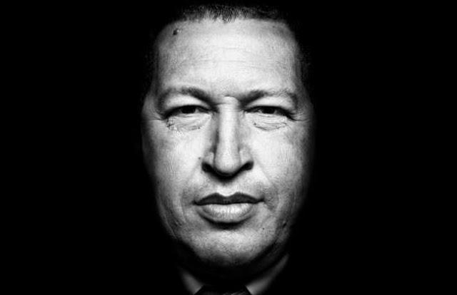Уго Чавес. Иллюстрация: elcolumnero.com