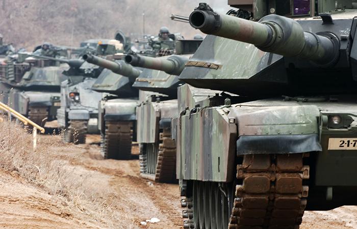 Власти: США «для отпугивания РФ» переправят в Литву тяжелое вооружение