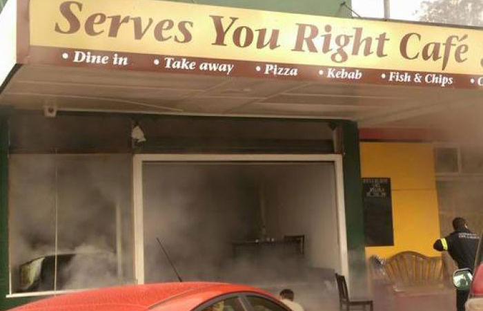 В Австралии в кафе прогремел взрыв, 20 пострадавших