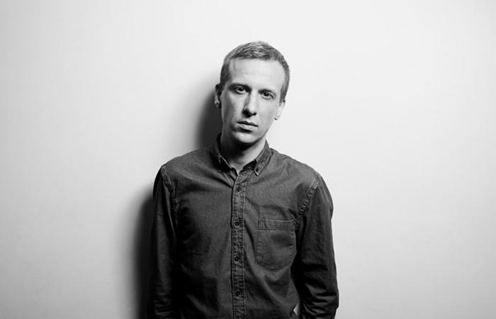 Литовский музыкант Марюс Адомайтис (Ten Walls).