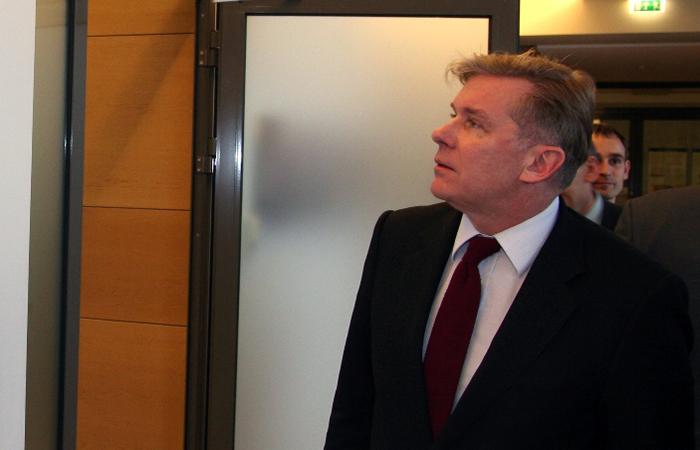 Глава и экс-глава МИД Литвы поссорились из-за «оккупации Крыма»