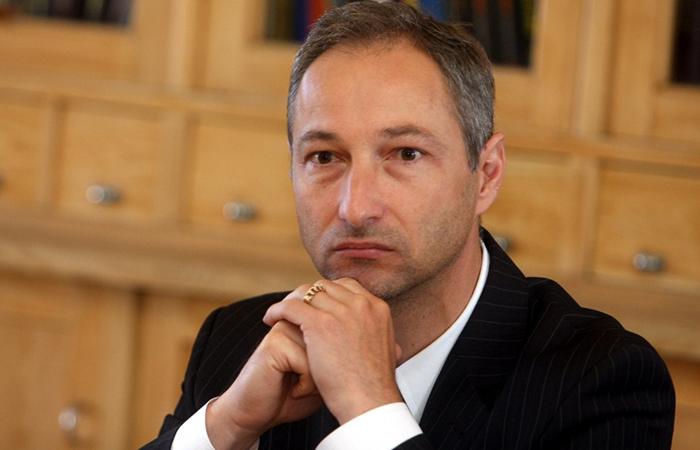 Экс-министр юстиции Янис Борданс.