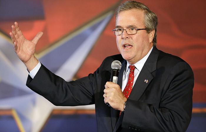 Вероятный кандидат в президенты США от республиканцев посетил Эстонию