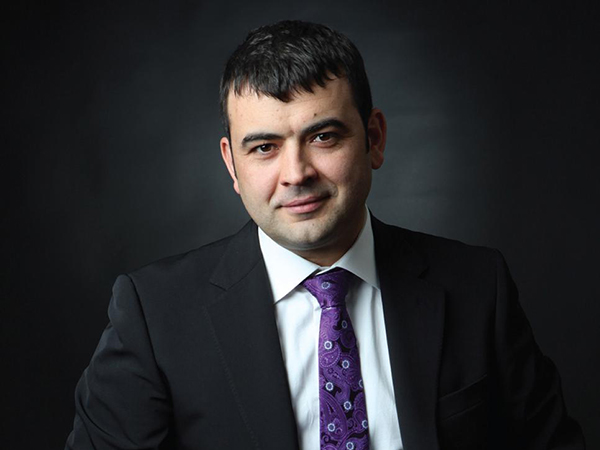 Премьер-министр Молдавии Кирилл Габурич.