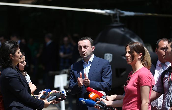 Премьер-министр Грузии против декриминализации марихуаны