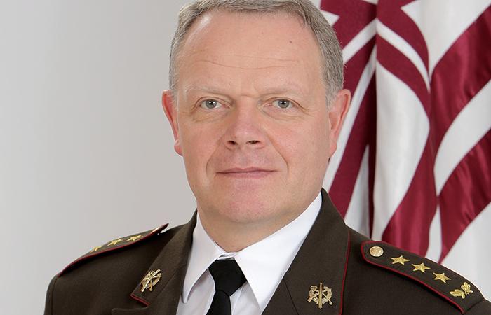 Глава латвийской армии: Мы не провоцируем Россию