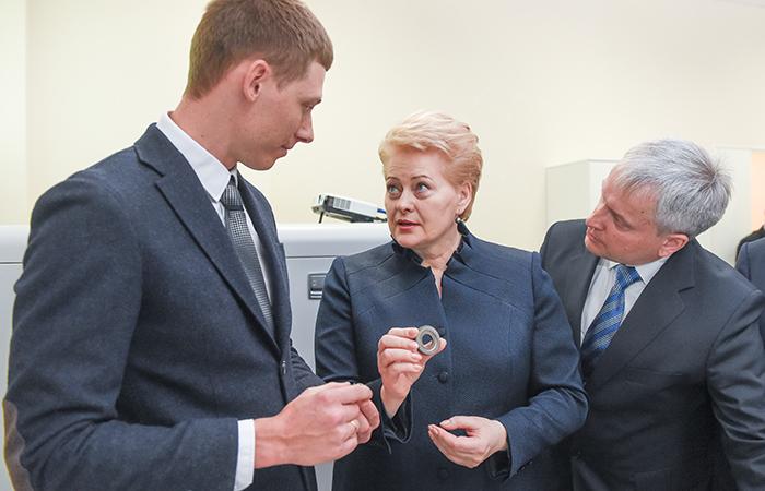 Президенту Литвы не нравится новая социальная модель