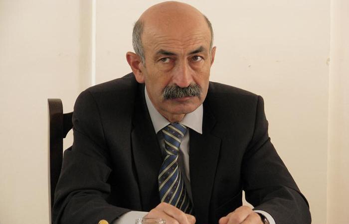 Полпред президента РЮО постконфликтному урегулированию Мурат Джиоев.