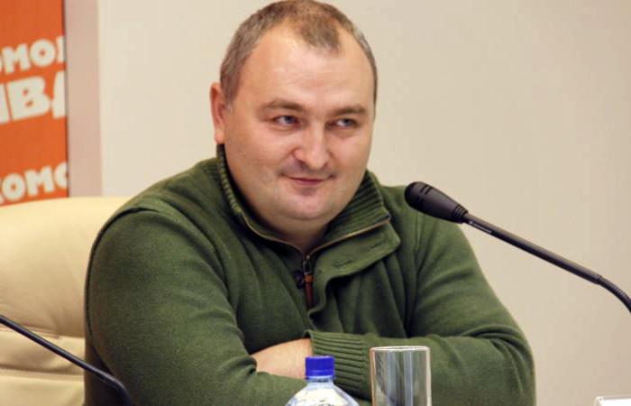 Экс-глава югоосетинского Госкомитета информации, связи и массовых коммуникаций Дмитрий Ивако.