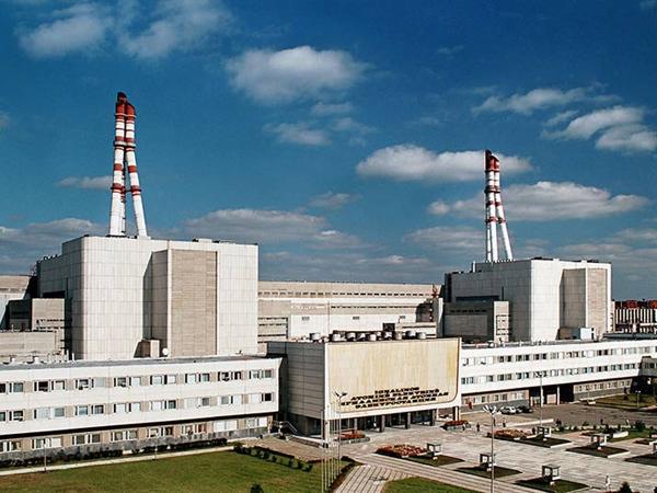 Игналинская АЭС. Иллюстрация miraes.ru