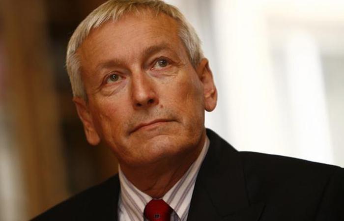 Глава Бюро по защите Конституции Янис Кажоциньш.