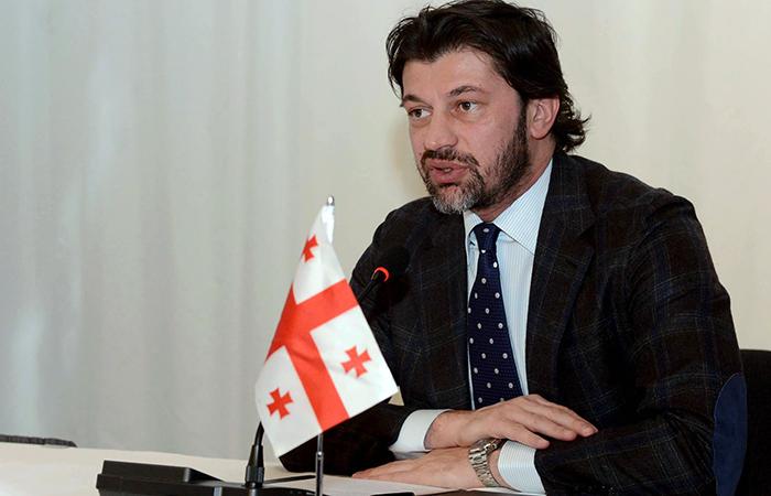Министр энергетики Грузии встретился с руководством «Черноморэнерго»
