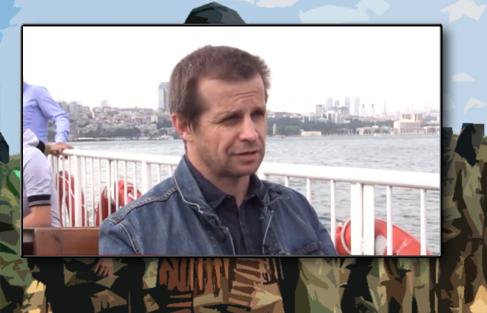 Павел Караулов. Кадр: lifeNEWS