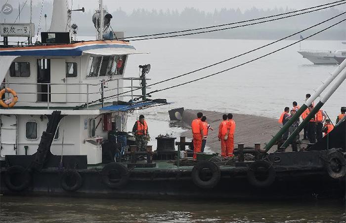 Капитан теплохода «Восточная звезда» задержан в Китае