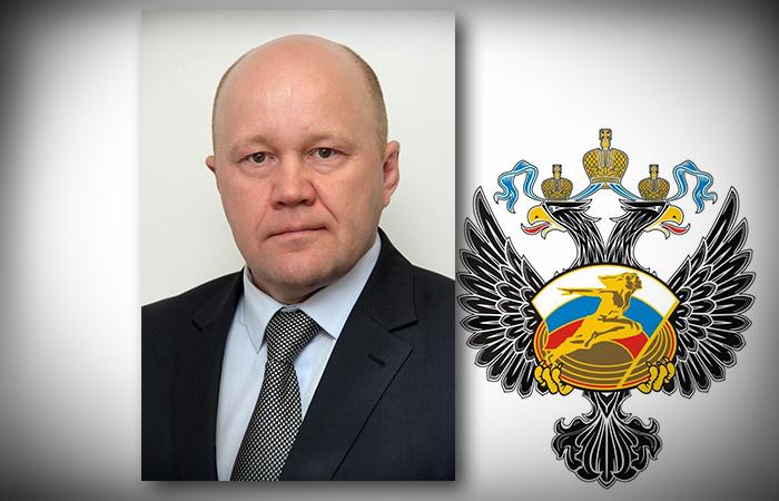 Первый заместитель министра спорта Красноярского края Аркадий Кривошеев.