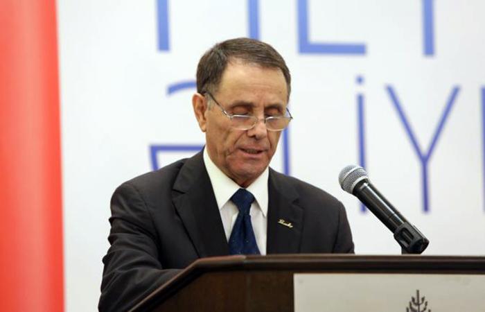 Заместитель руководителя Администрации президента Азербайджана Новруз Мамедов.