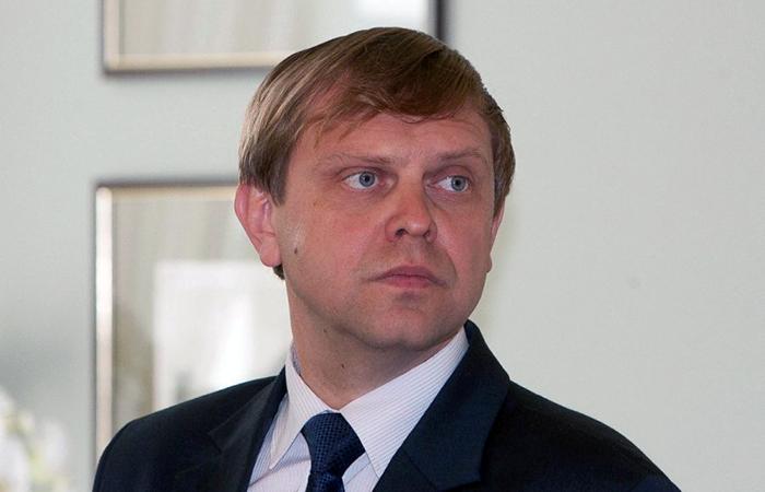 Председатель Каунасского окружного суда Нериюс Мейлутис.