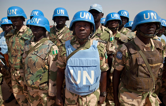 Миротворцы ООН снова обвиняются в покупке секс-услуг жителей бедных стран