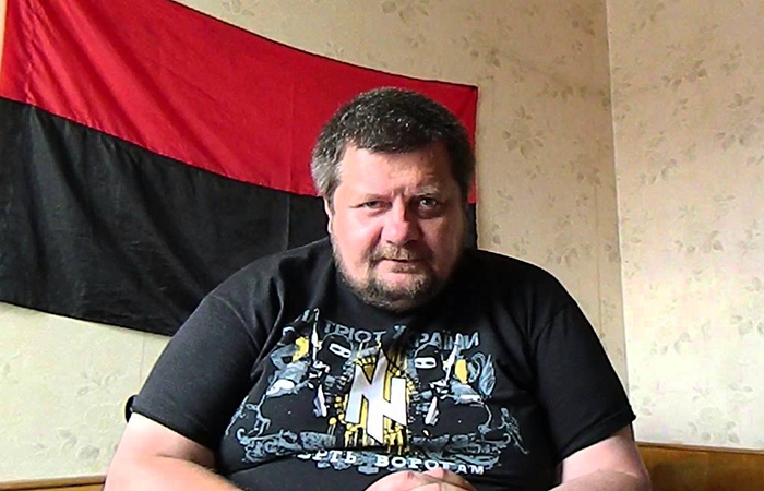 Депутат Верховной рады Украины Игорь Мосийчук.