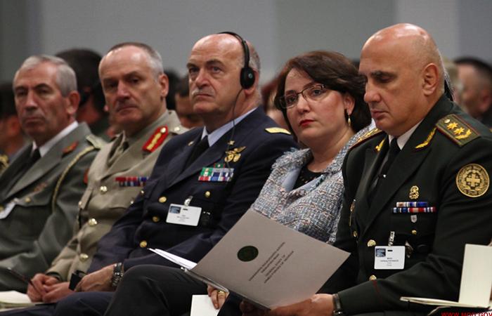 В Грузии проходит конференция стратегического партнерства НАТО