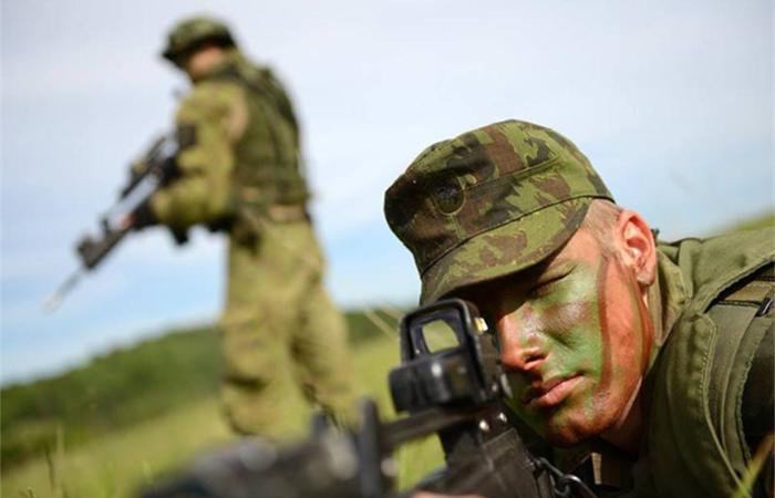 Финские власти: Тяжелое вооружение США в Прибалтике— политика успокоения