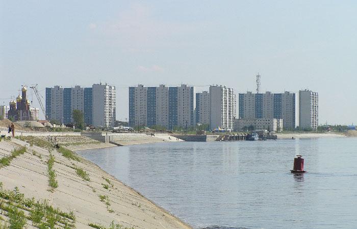 В Югре Сургут, Мегион и Нижневартовск пострадали из-за сильного паводка.