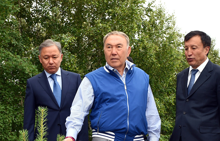Надо прекратить взаимные санкции— президент Казахстана