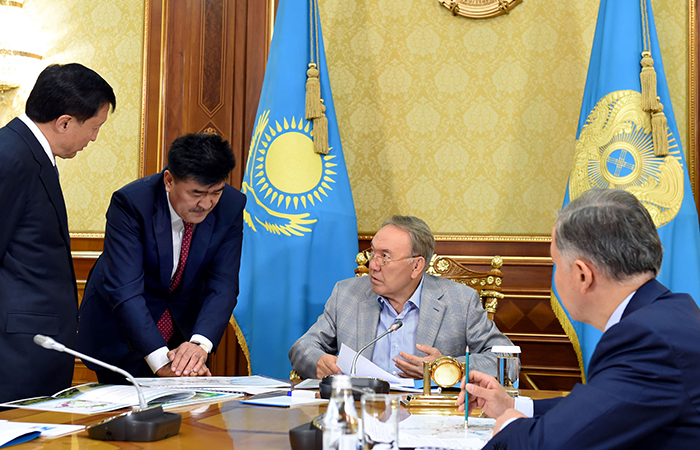 Казахстан пойдет по пути Сингапура