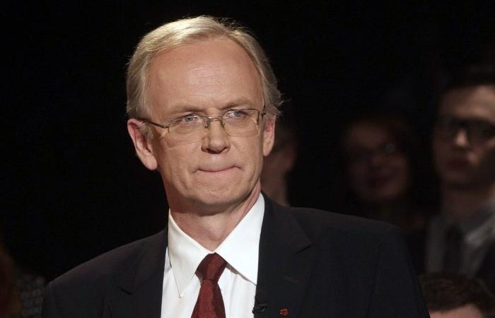 Спикер парламента Эстонии Хейки Нестор.