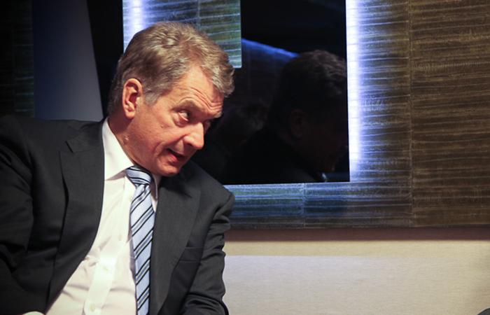 Президент Финляндии обсудит с Путиным российский черный список