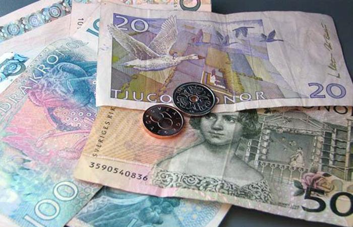 Норвежская крона обвалилась по отношению к доллару США