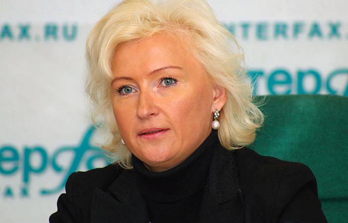 Кристийна Оюланд.