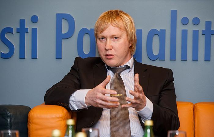 Руководитель отдела бизнес-стратегии частных лиц банка Nordea Олави Пакконен.