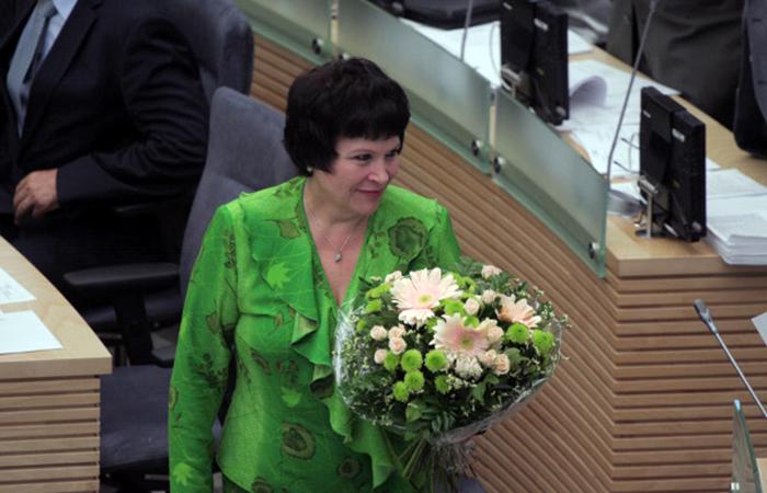 Вступила в должность новый министр образования Литвы