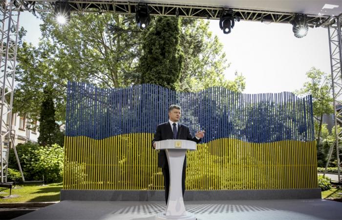 Порошенко подробно рассказал об ужесточении блокады Донбасса
