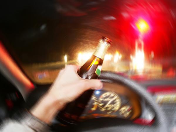 За воскресенье в Эстонии задержаны почти 50 пьяных водителей