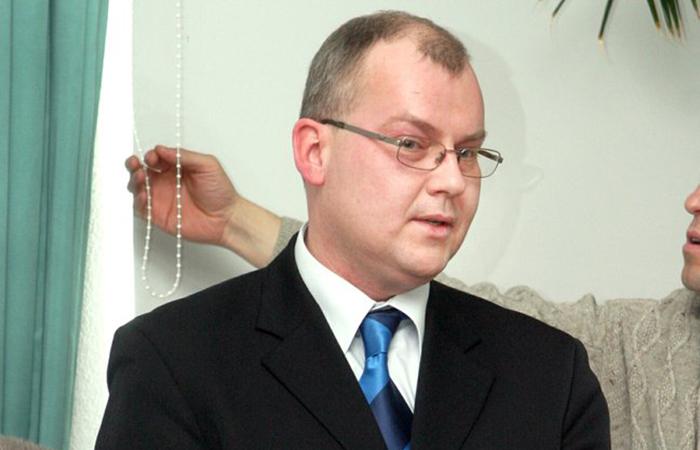Директор Ветеринарно-пищевого департамента Эстони Арго Пяртель.