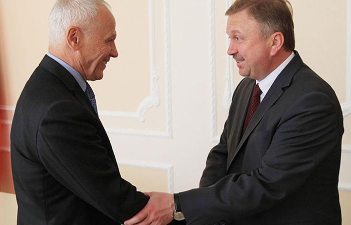 Рапота и Кобяков обсудили проблемы кооперации Белоруссии и России