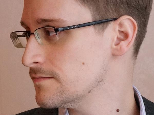 Бывший сотрудник ЦРУ и АНБ США Эдвард Сноуден.