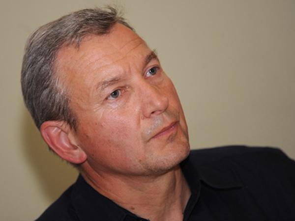 Президент Академии наук Оярс Спаритис.