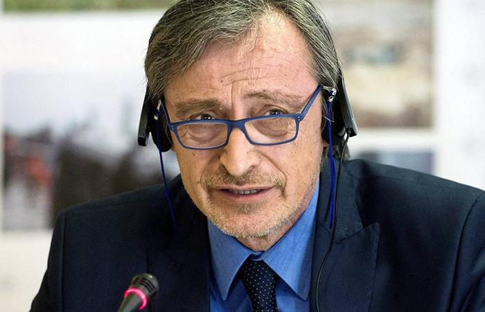 Министра обороны Чехии Мартин Стропницкий.
