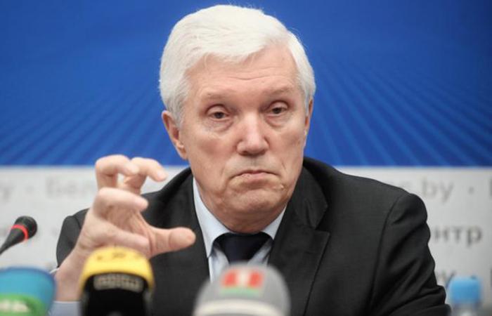 Посол РФ в Белоруссии Александр Суриков.